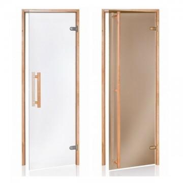 Saunos durys NATURAL