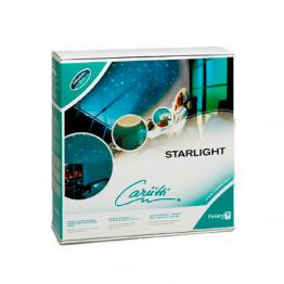 Apšvietimo kristalų rinkinys CARIITTI VPL10L-75 CRYSTAL STAR GOLD